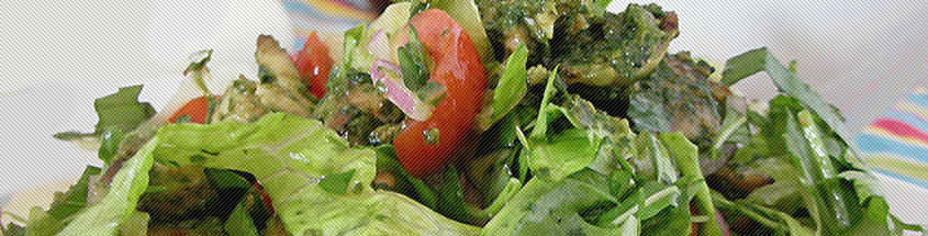 Green Salads Menu image